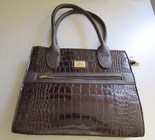 NEU Damentasche Handtasche braun B-Ware groß ca. 32x26x11 cm viele kleine Tasche