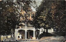 c.1910 Barton House Millerton NY post card Dutchess county