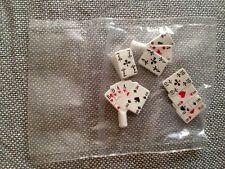 Playmobil Oeste Western Cartas Poker En Bolsa Precintada