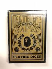 A BATHING APE BAPE DICE Original Playing Dices Set of 20 pcs