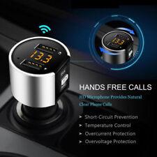 KFZ Auto Bluetooth FM Transmitter MP3 Player 2USB Stick SD Freisprechanlage