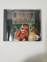 Star Wars: Dark Forces (1995) LucasArts PC FREE SHIPPING RARE