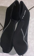 🧦Tilos 3mm Neoprene Fin Sox Scuba Diving/ Snorkeling Comes With Extra Sock 🧦