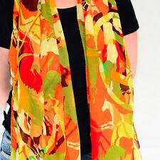 Horse Cotton Soft Scarf Shawl Long Neck Wrap Girls Women Ladies Fashion Free