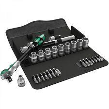 Wera 004076 1/2? Drive 8100 SC 28 Piece Metric Socket & Bit Set