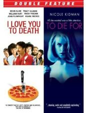 I Love You to Death/to Die for 0014381833522 With Nicole Kidman DVD Region 1