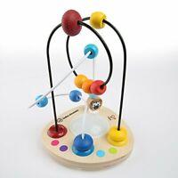 Baby Einstein HAPE, Color Mixer Wooden Bead Maze