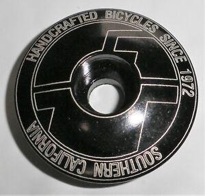 BLACK GT BMX BICYCLE GYRO CAP BIKE PARTS 360