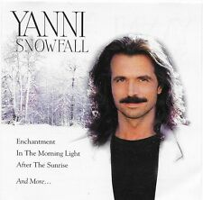 Snowfall by Yanni CD 2004 BMG Special Products