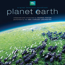 Planet Earth Original Soundtrack - George Fenton