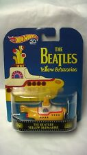 Hot Wheels 2018 Retro 1/64 THE BEATLES YELLOW SUBMARINE NUEVO EN STOCK