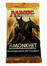 Amonkhet Booster Pack deutsch - MtG Magic the Gathering Trading Card Game TCG