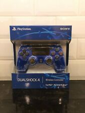Sony Dualshock 4 Wireless Controller for Sony Playstation 4 - Wave Blue