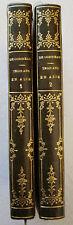 Trois ans en Asie T 1 & T 2 De GOBINEAU éd Grasset 1923