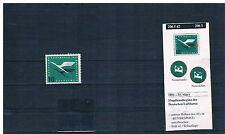 Ungeprüfte Briefmarken-Abarten & -Plattenfehler aus der BRD (1948-1959)