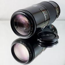 NOS Minolta AF 75-300mm f4.5-5.6 Big Beercan for Sony Alpha, Minolta Maxxum