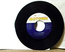 THE JACKSON 5 GET IT TOGETHER / TOUCH 45 RPM RECORD
