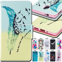 For Nokia 3 Wallet Card Slot PU Leather Back Flip Stand Cover Case Stand Skin