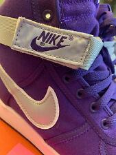 dd2b2e1d833058 Nike Vandal co.jp Varsity Purple Metallic Silver Canvas Us 9.5 2003 ...