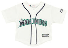 Majestic MLB Baseball Infants Seattle Mariners Home Jersey