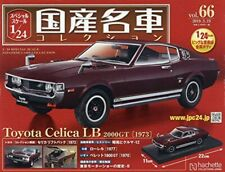 Special Scale 1/24 Japanese Cars Collection Vol.66 Toyota Celica LB 2000GT 1973