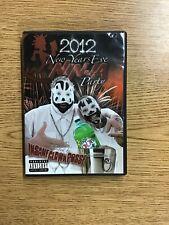 Icp's New Years Ninja Party [DVD] by Insane Clown Posse (DVD, Mar-2012,...