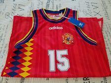 NWT ADIDAS Tank Dress Basketball Jersey 2019 FIBA World Champion Spain Size M