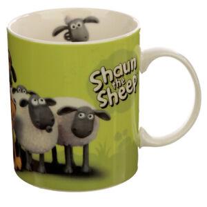 Collectable Shaun the Sheep Porcelain Mug