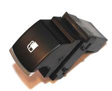 Cromo gas combustible Puerta liberación botón interruptor de ajuste Para Vw Golf Jetta Mk5 1kd 959 833