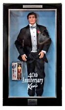 Barbie Collectibles 40th Anniversary Ken Doll 2001 Mattel production #50722.