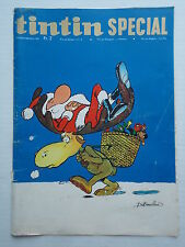 JOURNAL TINTIN n° 945 SPECIAL SANS SUPPLEMENT COVER  DUBOUILLON ( PLOM/ARS )