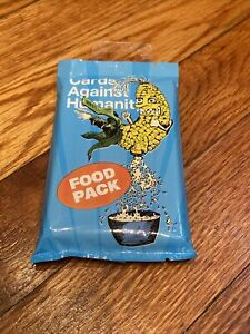 NEW Cards Against Humanity Food Pack Expansion Set Sealed  Combined Shipping