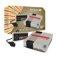 RetroN 1 HD console for NES Grigio