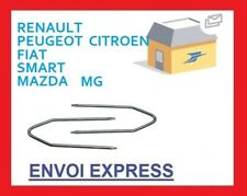 ISO Car Estéreo Radio Retiro Ajuste Llaves Ford Renault Peugeot