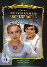 DREI HASELNÜSSE FÜR ASCHENBRÖDEL - DVD * NEW *