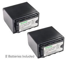 VW-VBD78 Battery for Panasonic HDC-Z10000 Z10000GK Z10000P, AJ-PCS060 PX270