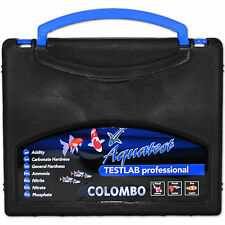 COLOMBO TESTLAB PROFESSIONAL WASSERTESTKOFFER - Wassertest ph GH kh Nh3 No2 No3