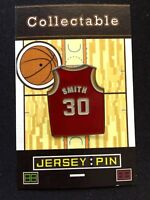 """Houston Rockets Kenny Smith lapel pin-Fan Favorite """"The Jet"""" Collectable/Gift"""