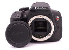 Canon EOS Rebel T5i / eos 700D 18.0 MP Digital SLR Camera - Shutter Count: 368