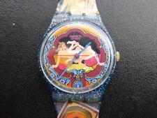 Swatch Vintage Swatch GN 136 von 1994 Sex Teaze Kamasutra neue Batterie