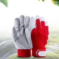 1pair Finger Weld Welding Gloves Heat Shield Cover Guard Protection