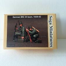 Soga miniatures - 3531 1/35 scale German MG 34 Team 1939-42