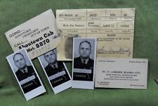 NICE LOT OF RCAF EPHEMERA - PHOTOS F/L WOODLEY