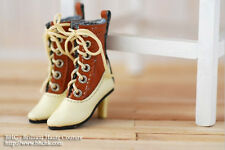 BHC Retro High Heel Boots for Kenner Blythe doll / Azone / Pullip / DAL - FW157