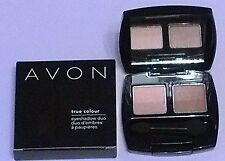 3 x Avon True Colour Eyeshadow Duo Warm Cashmere
