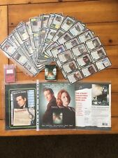 X Files Collectable Card Game 1996