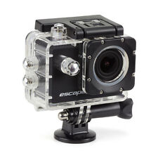 Kitvision Escape Hd5w Waterproof Full HD 1080p Action Camera With Wi-fi Mounting
