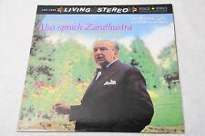 R. Strauss: Also Sprach Zarathustra [Vinyl]