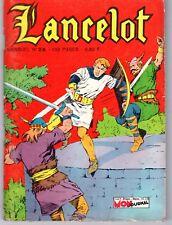LANCELOT numéro 28 MON JOURNAL 1964 RARE TBE