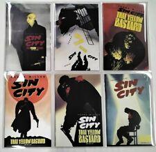 *Sin City: That Yellow Bastard #1-6*(1996, Dark Horse)*Frank Miller*Nm/Vf*